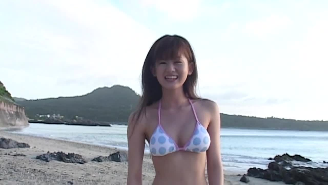 c15 - HOSHINO MIKA  1st.DVD 星野美佳