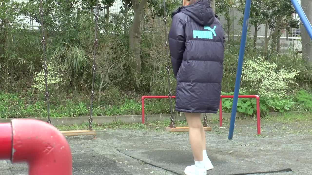 HR-日直 如月帆霞- 2