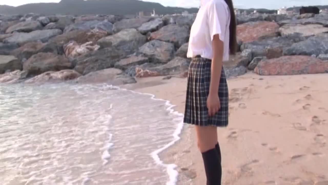 c15 - School Girl 空 −溝口恵−