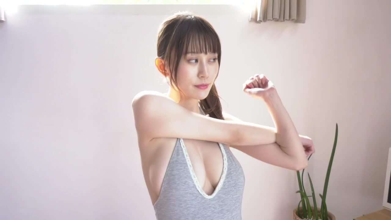 胸、揺らぎ-篠原まきほ 4
