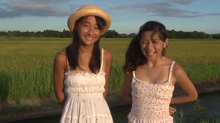 c16 - ぷちえんじぇるでゅお 菊池麻里13歳&浜田美沙樹14歳