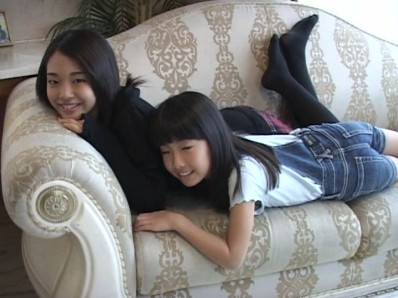 Sweet Sisters えりか まゆ  アイドル 動画無料サンプル、ダウンロード お菓子系 OkashiK