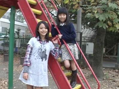 c2 - Sweet Sisters えりか まゆ