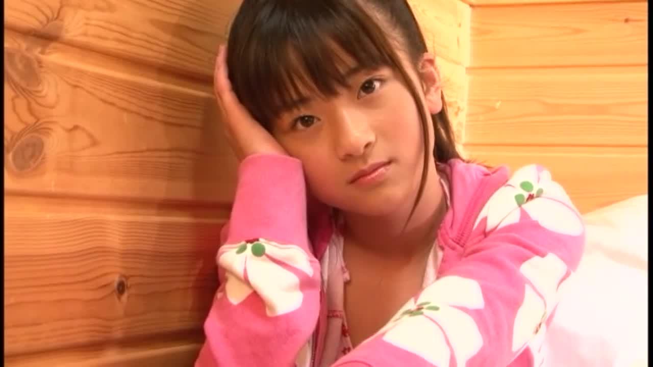 美少女は純真JC 田中みすず 16歳②