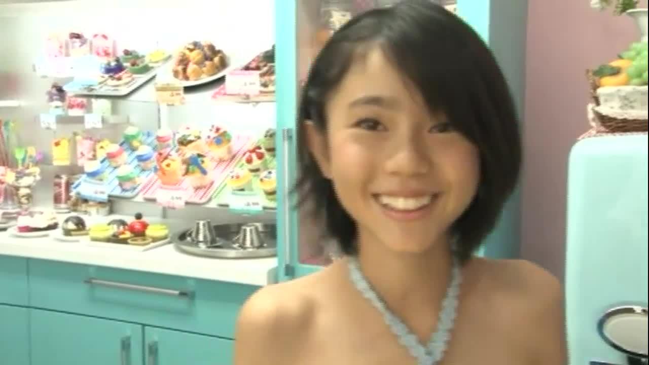 美少女は純真JC 三枝美玲 15歳
