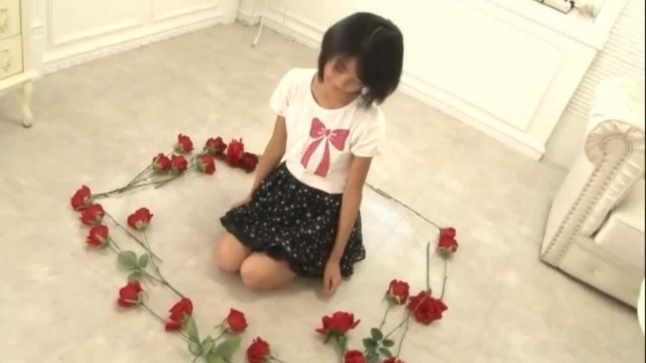 美少女は純真JC 三枝美玲 15歳 2