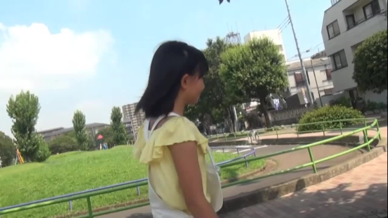 相良あゆ 14歳 美少女は純真JC 8