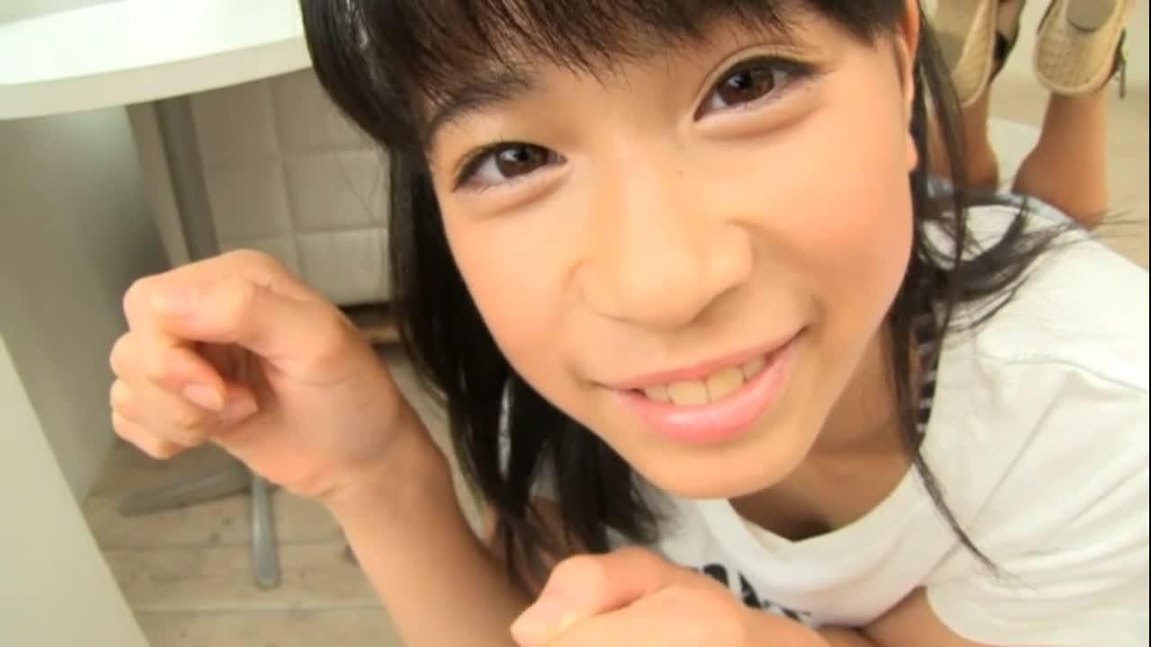 時任景子 14歳 美少女は純真JC