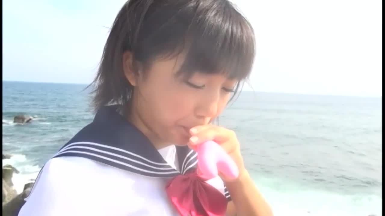 花山美月 純真アイドル独り占め 3