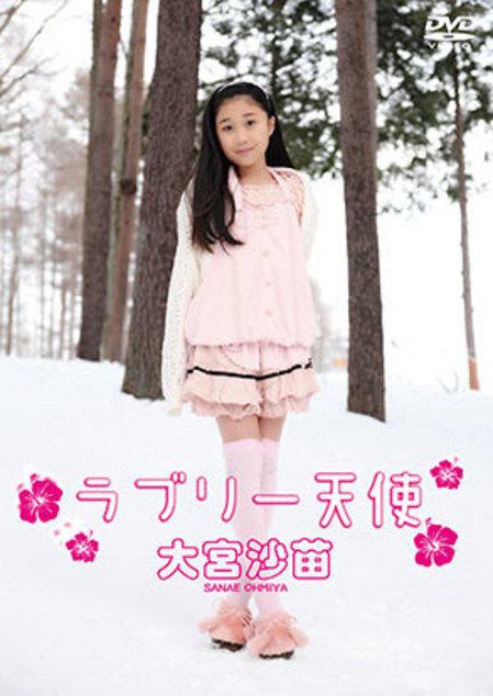 ラブリー天使 大宮沙苗:お菓子系アイドル:パッケージ表