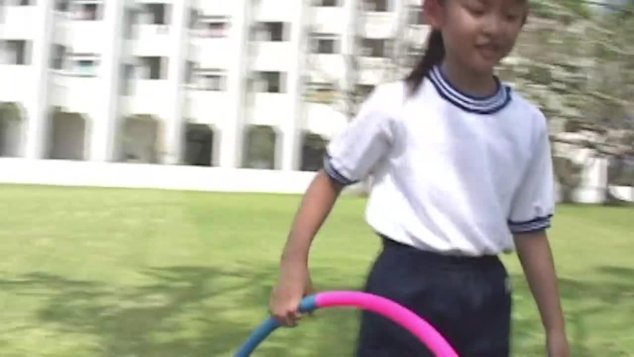 広末さなえ/思い出のハーモニー   ジュニアアイドル動画