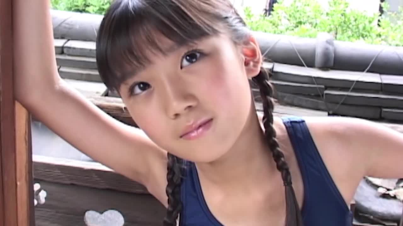 ジュニアアイドル 三島かえで こんなに好きになっちゃっていいの?
