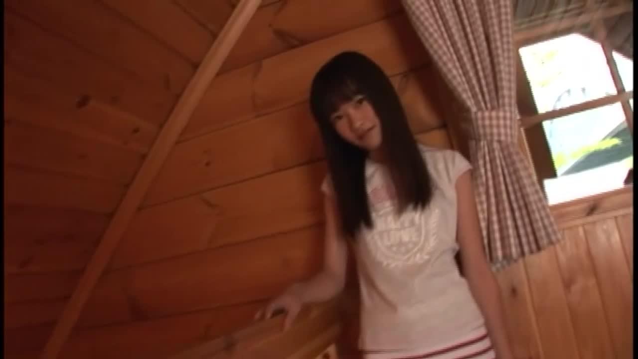 c4 - ときめきjcハプニング めいちゃん (三田 芽衣 15歳)