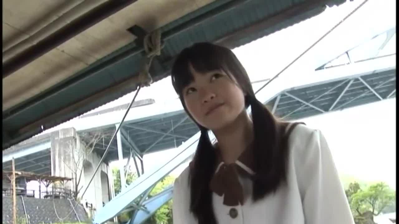 c9 - ときめきjcハプニング めいちゃん (三田 芽衣 15歳)