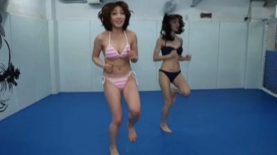 c5 - 全力水着de柔術道場 グラビア選手権 Vol.2/藤本ななお 橘由美子