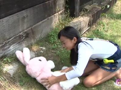 ちょっと不思議な日記 〜莉子たむの夏休み上巻編〜 河西莉子 16
