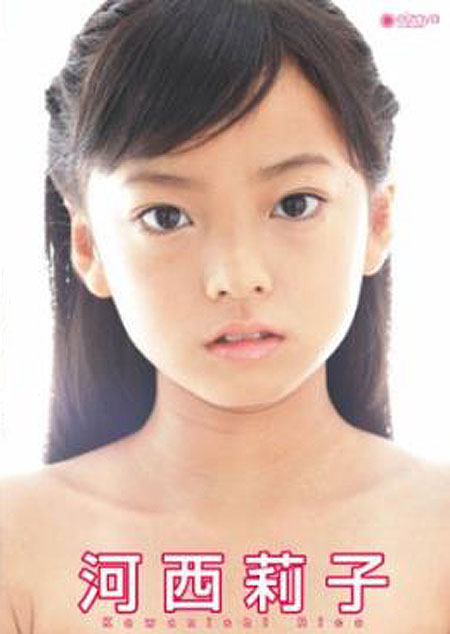 髪のアクセサリーが素敵な河西莉子さん