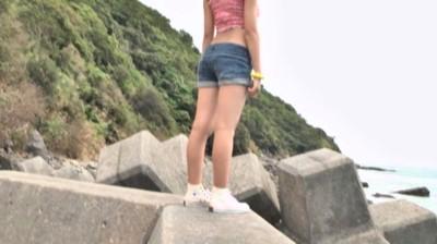 香坂まや  制服と沖縄とまや | ジュニアアイドル動画