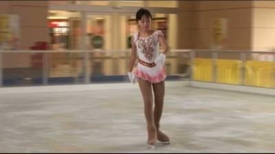 c1 - はじめまして鈴野雫です♪スケート編