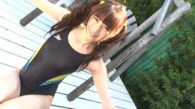 c7 - 大谷彩夏 ぜんぶリアル競泳水着ばかり♪