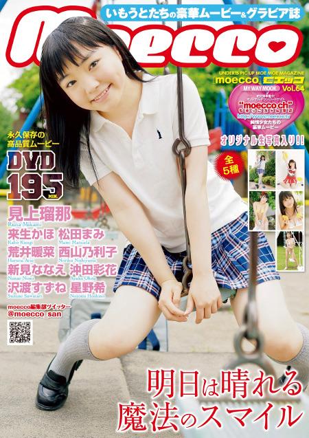moecco(モエッコ) vol.64 動画+PDF書籍セット  | お菓子系.com