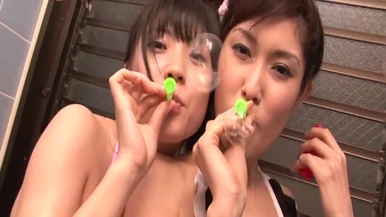 美少女にプロレスしてもらいました♪ 矢島潤奈・中平あや