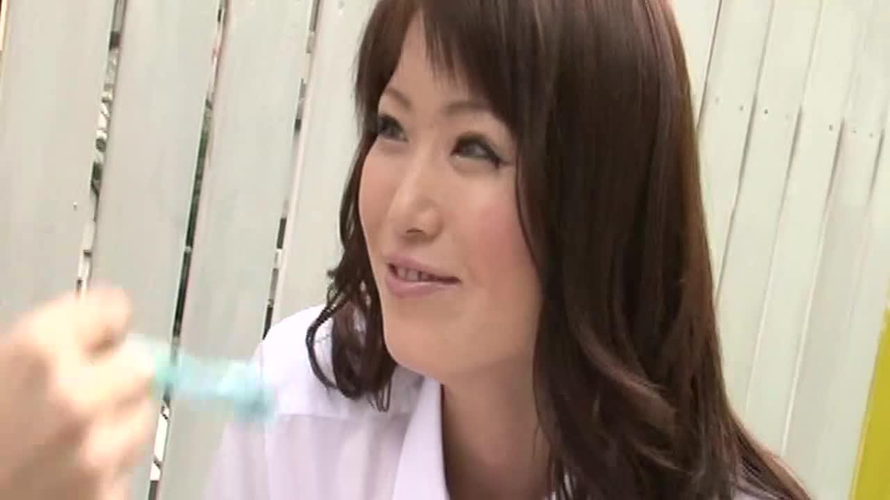 c4 - 美少女にプロレスしてもらいました♪ 生田善子・新堂みなみ