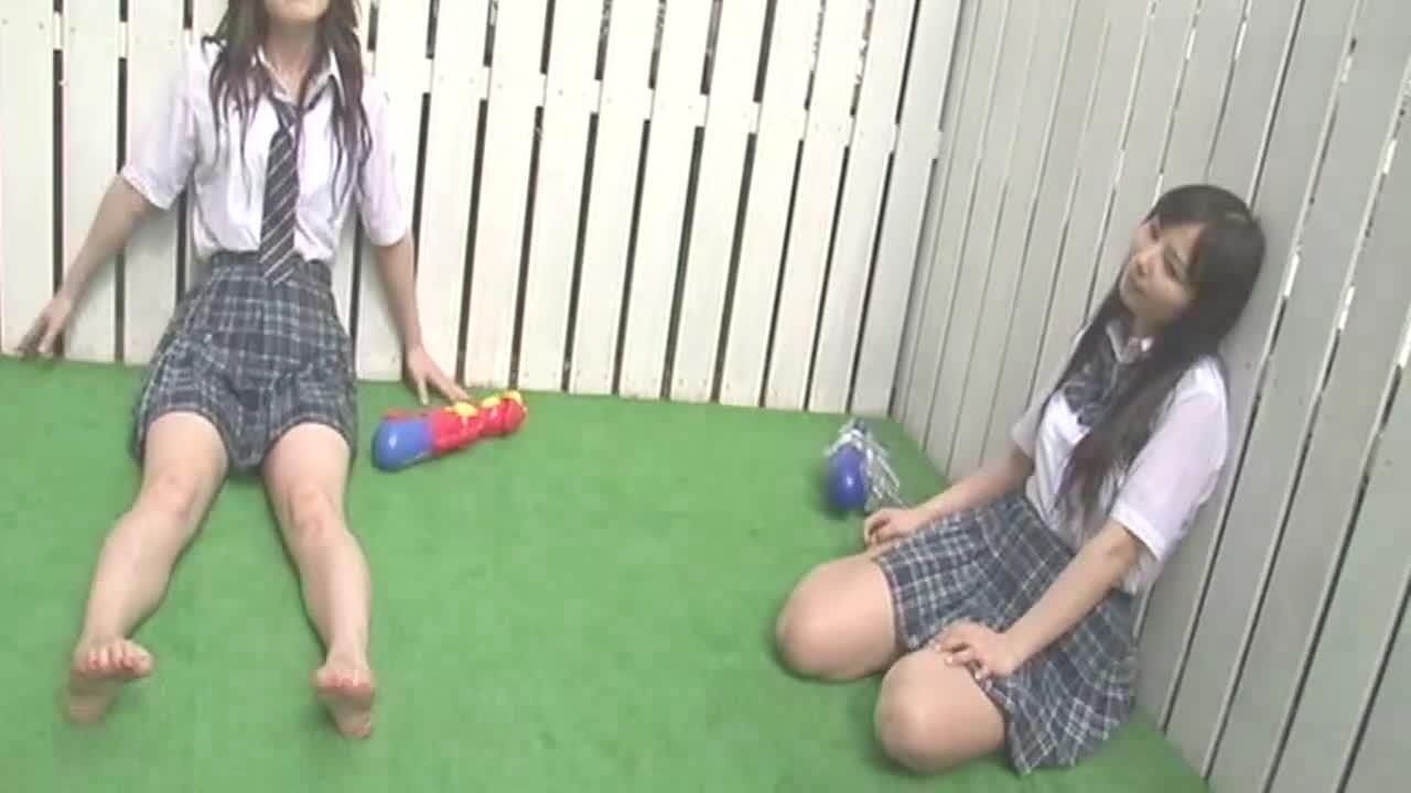 c5 - 美少女にプロレスしてもらいました♪ 生田善子・新堂みなみ