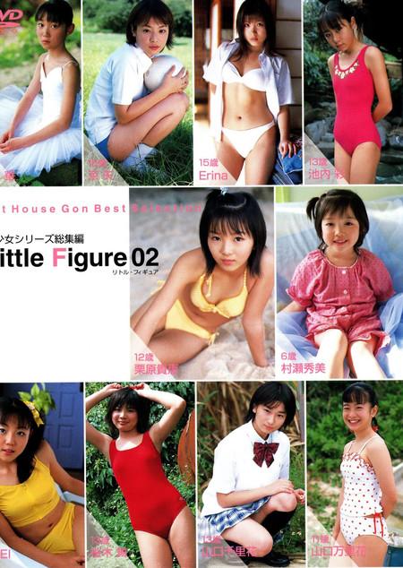 美少女シリーズ総集編02 LittleFigure 02 | お菓子系.com